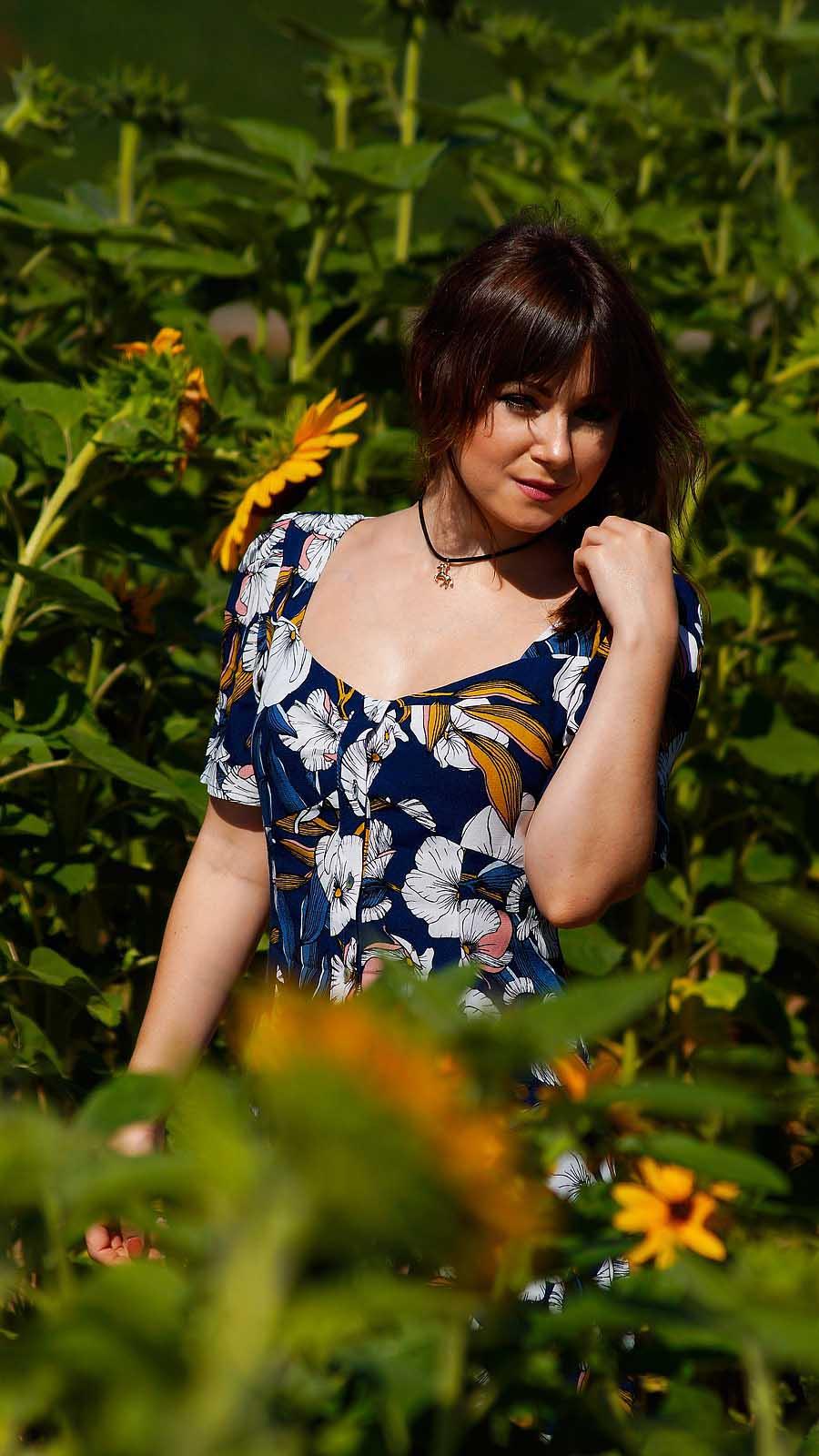Blumen Kleid | Modeblog aus Deutschland
