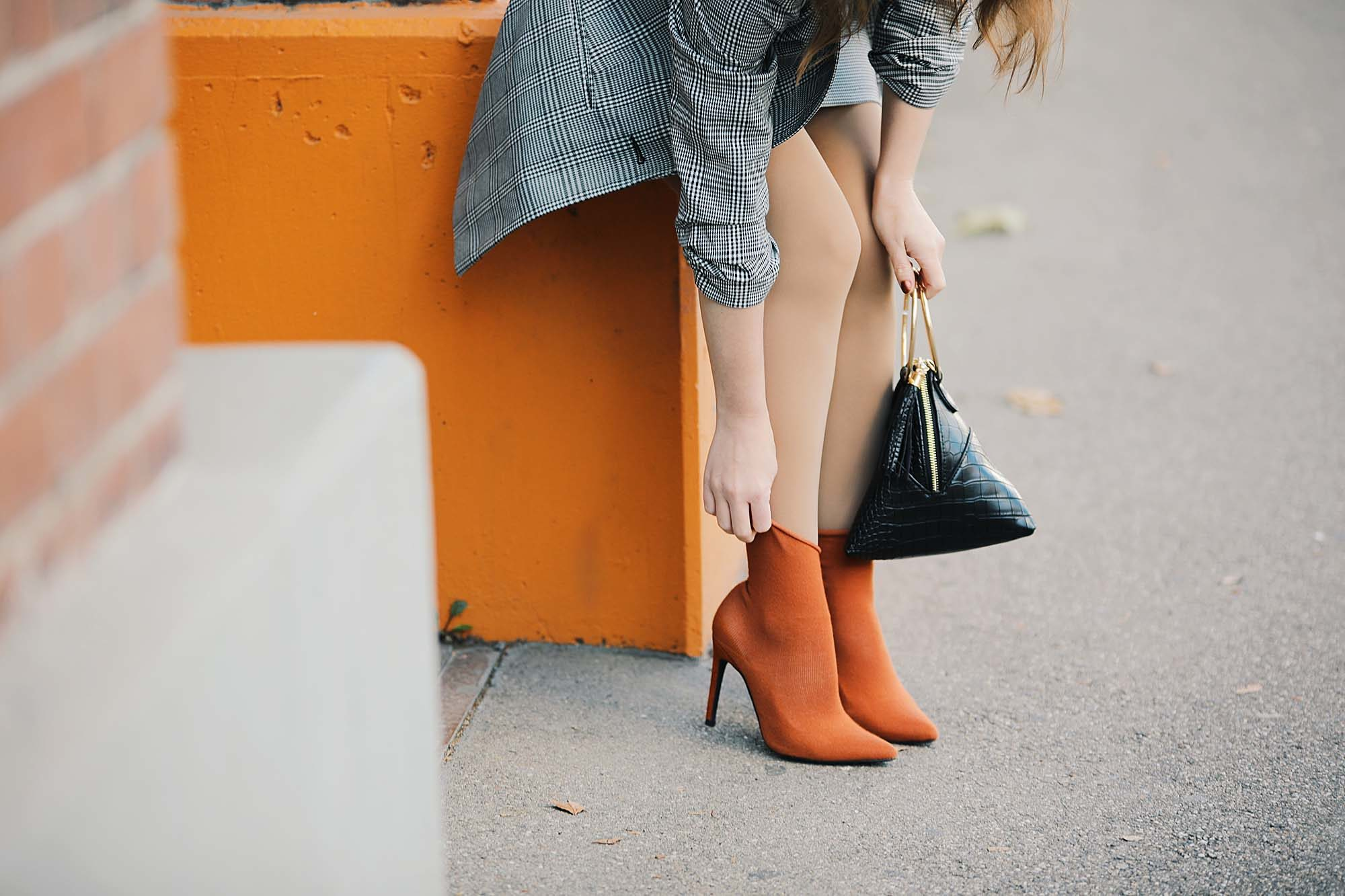 HOW TO WEAR: Sock Boots (2/3)