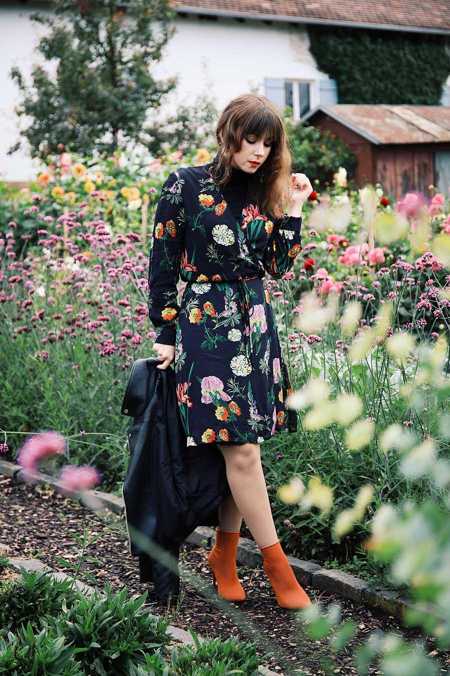Sock Boots richtig kombinieren|Fashion Blog Deutschland