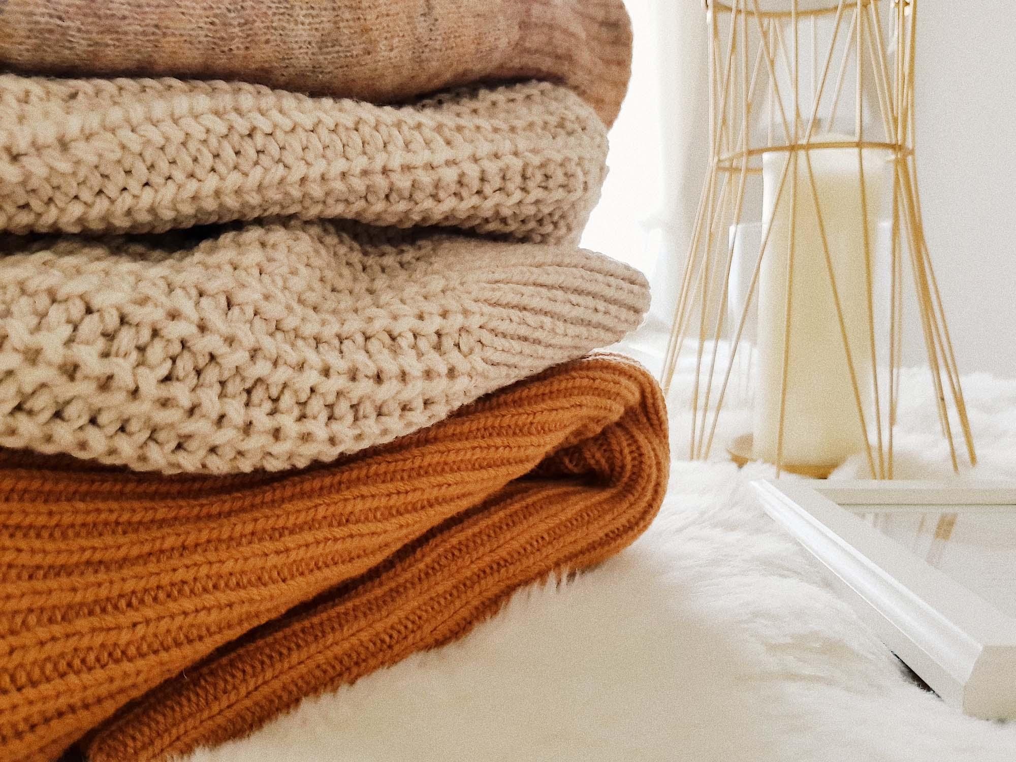 Der perfekte Pullover für Herbst und Winter