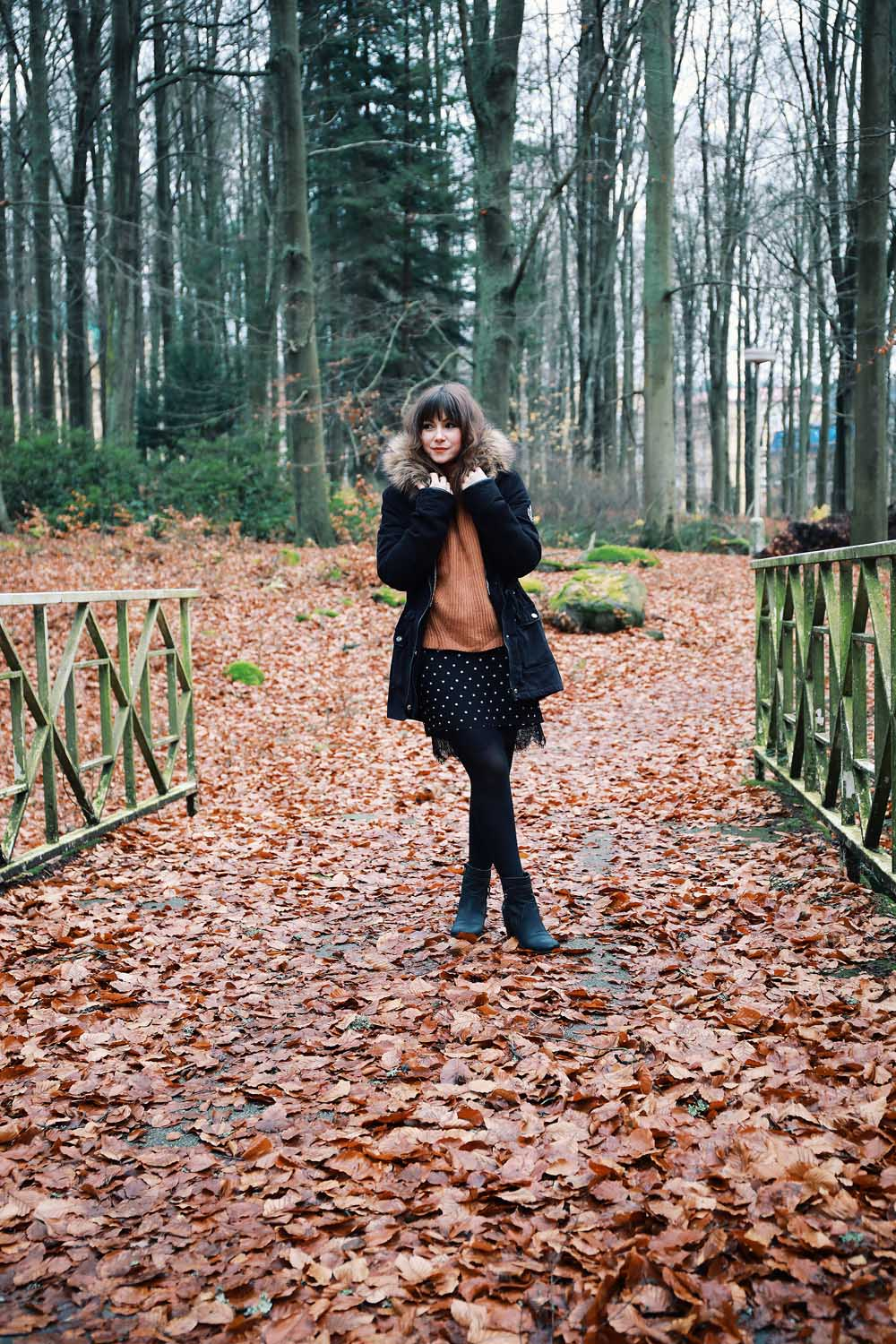 Parka- Faux-Fur-Jacke| Fashion Blog Deutschland