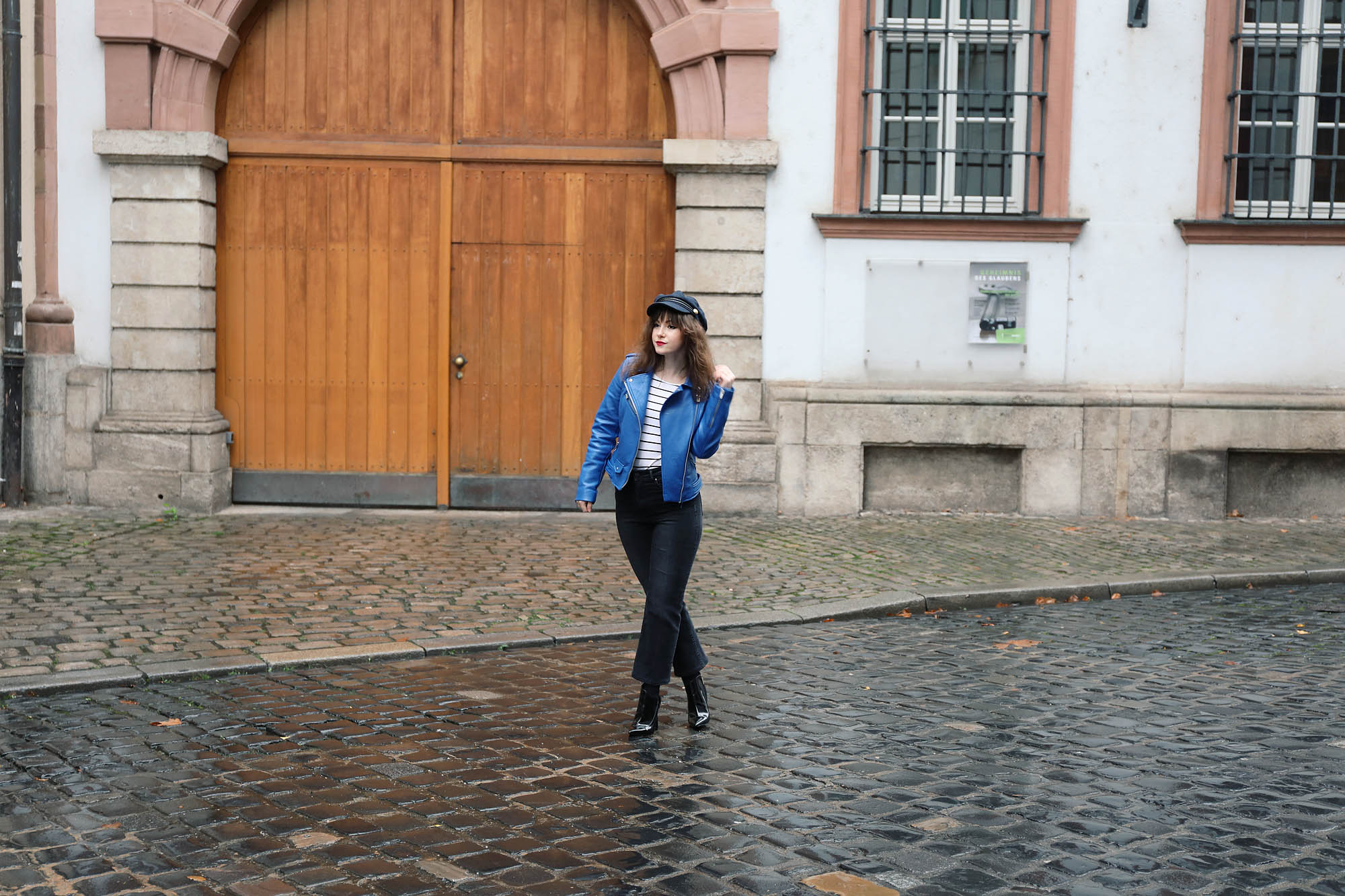 Parisian-Inspired Outfit| Fashion Blog Deutschland