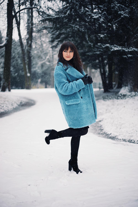 Teddy Coat | Fashion Blog Deutschland