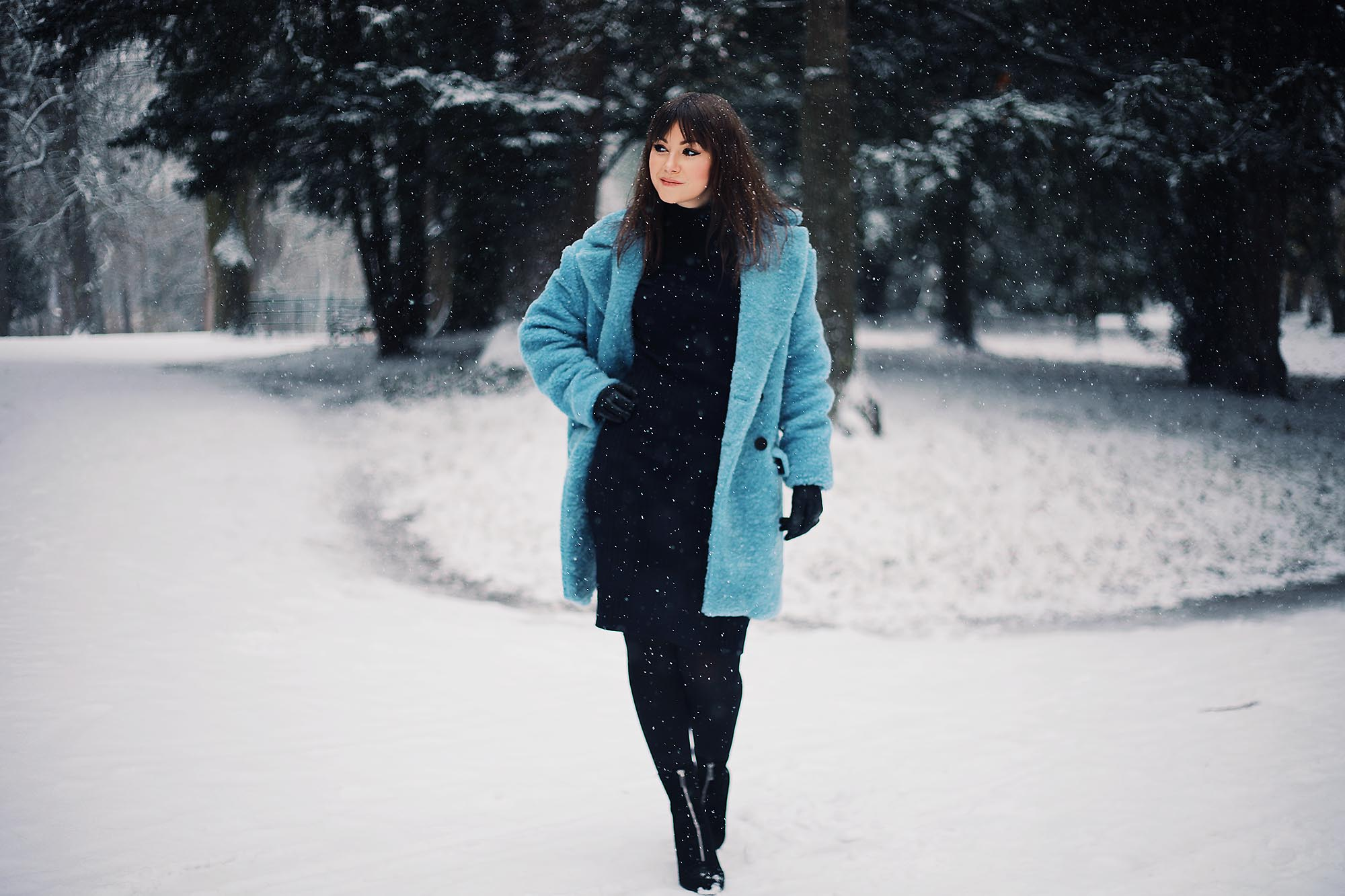 Teddy Coat | Fashion Blog Deutschland