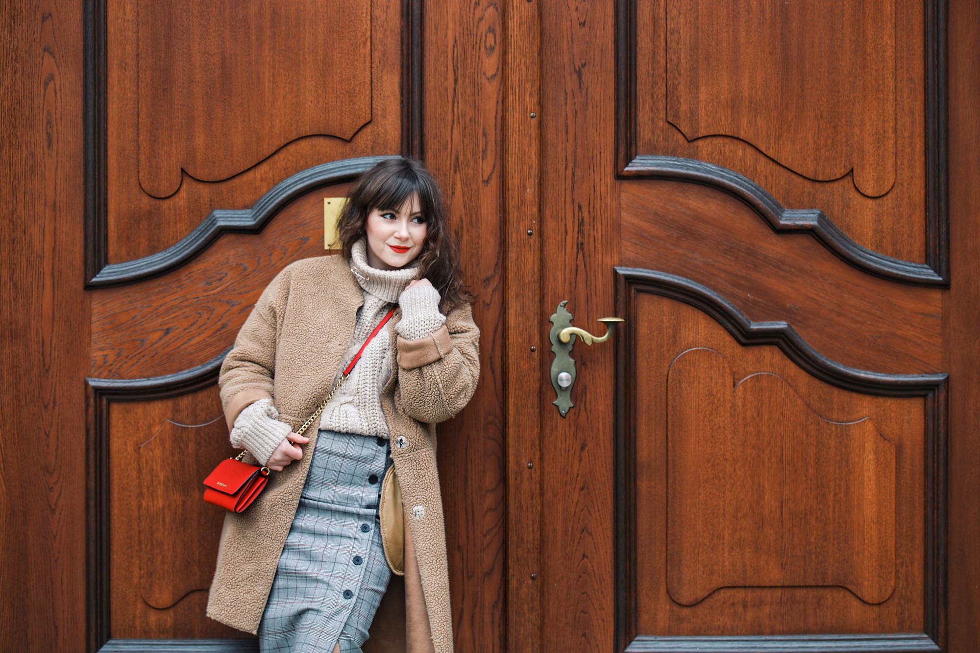 Winter Büro/Office Outfit | Modeblog Style by An