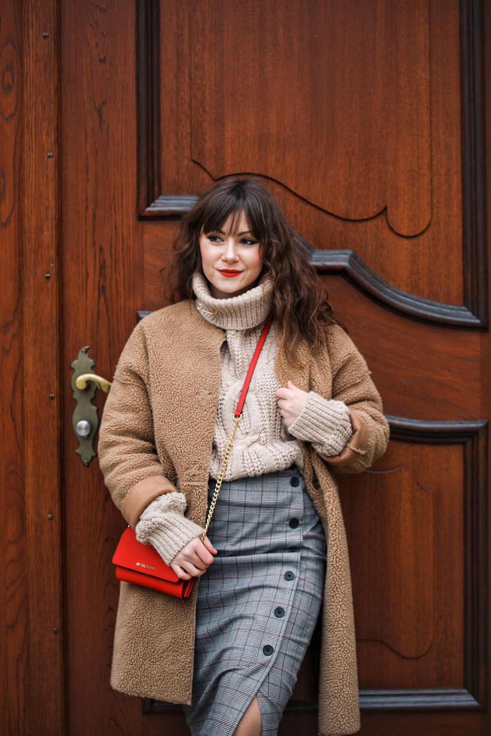 Winter Office/Büro Outfit | Modeblog Style by An