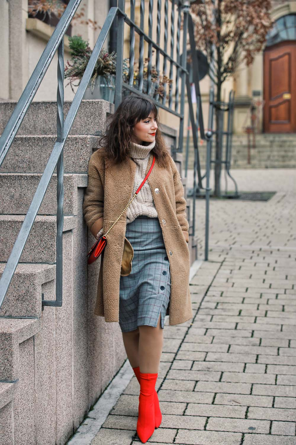 Winter Büro/Office Outfit