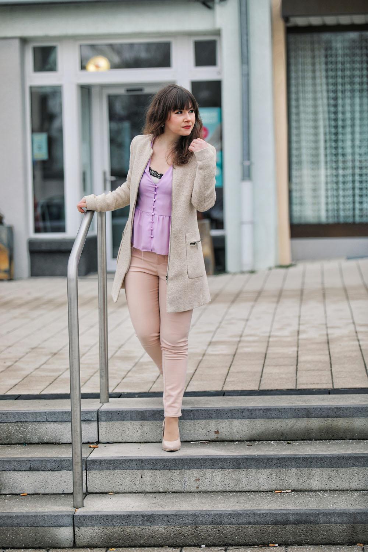 Modetrends 2018 Pastel-Lavendel