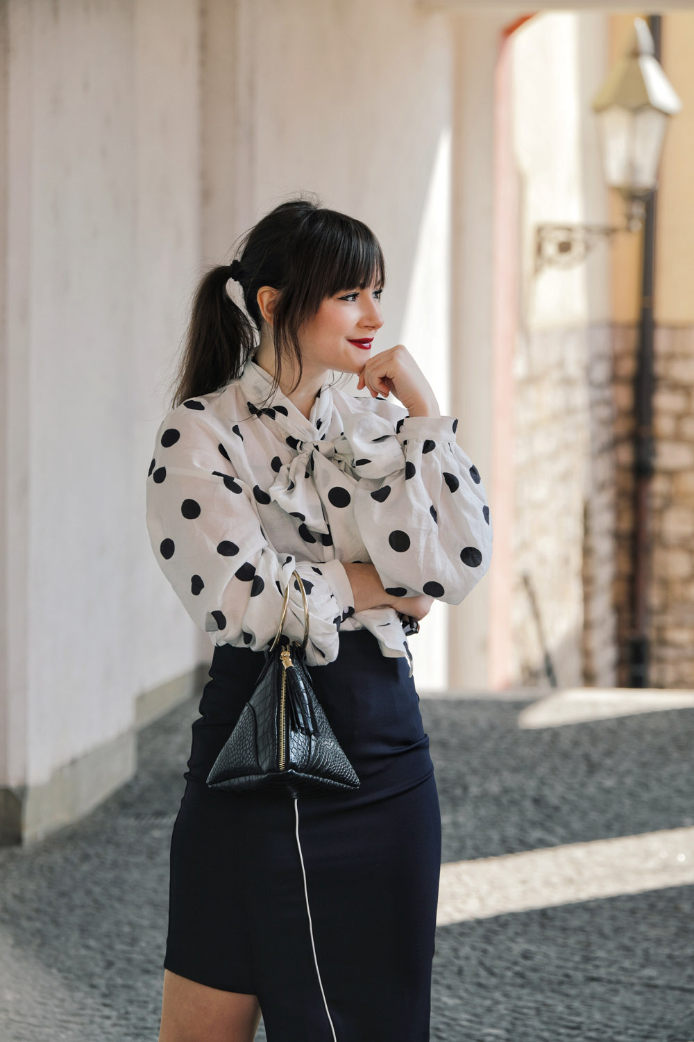 Modeblog Style by An-Frühling-Sommer Trends 2018 Polka Dots