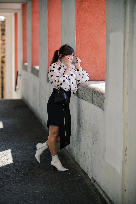 Frühling/Sommer Trends 2018 Polka Dots