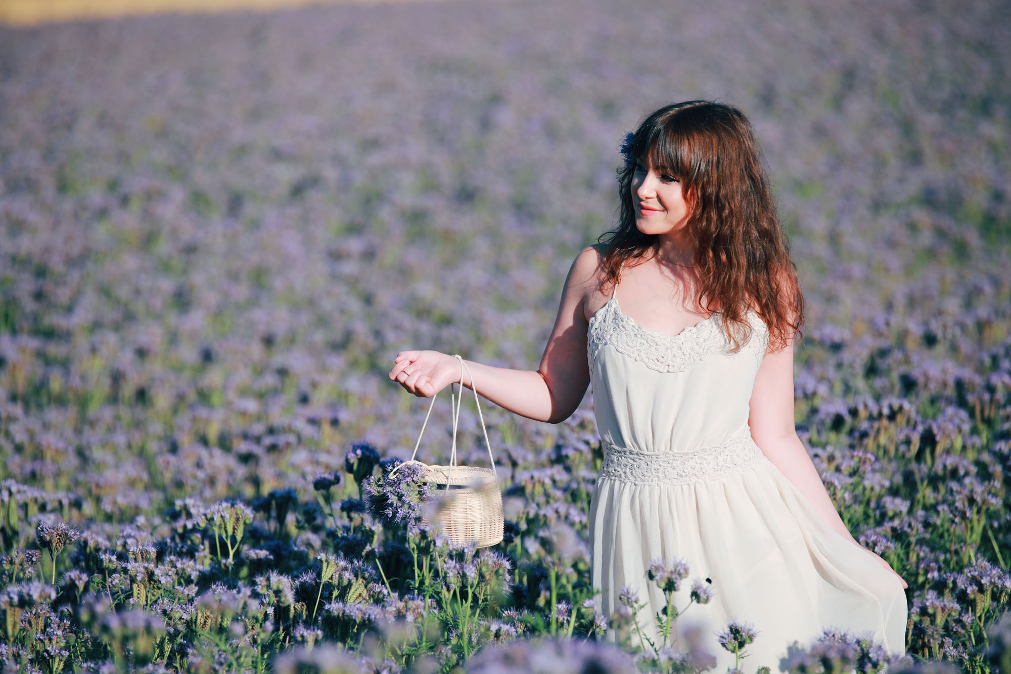 Modeblog-Style by An-Romantischer Sommerlook mitten im Blumenmeer